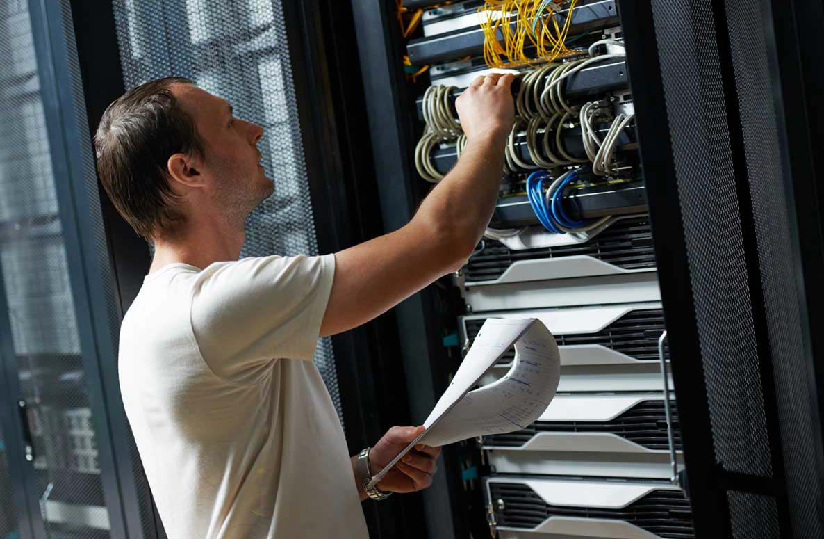 6 important methods to keep servers safe